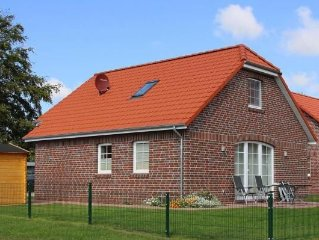 Holiday home, Norden  in Ostfriesland - 6 persons, 3 bedrooms