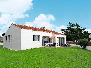 Ferienhaus in Bretignolles - sur - Mer, Vendee - 8 Personen, 4 Schlafzimmer