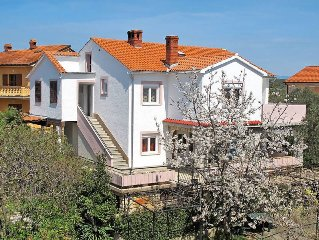 Apartment Haus Katalin  in Krk, Isle of Krk - 3 persons, 1 bedroom