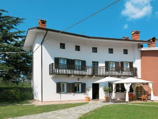 Vacation home Casa Sobanova  in Doberdo del Lago (GO), Friuli - 6 persons, 3 be