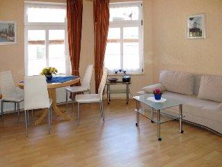 Apartment Ferienwohnung van Diepen  in Neuhaus, North Sea: Lower Saxony - 4 per