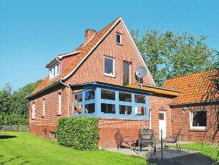 Vacation home Ferienhaus Nordersonne  in Cadenberge (Geversdorf), North Sea: Lo