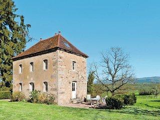 Vacation home in La Grande - Verriere, Burgundy - 6 persons, 3 bedrooms