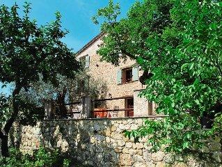 Ferienhaus in Tourrettes, Cote d'Azur Hinterland / Var - 4 Personen, 2 Schlafzim