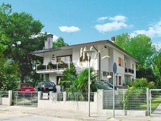 Apartment Villa Erica  in Lignano - Sabbiadoro, Adriatic Sea / Adria - 5 person