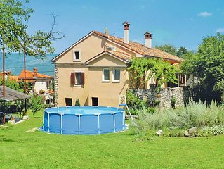 Vacation home Haus Nino  in Krsan, Istria - 8 persons, 3 bedrooms