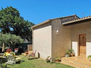 Ferienhaus in Six - Fours - les - Plages, Cote d'Azur - 4 Personen, 1 Schlafzimm