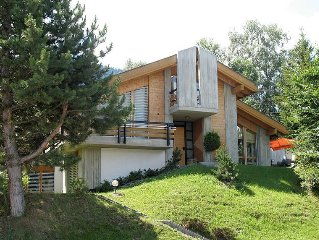 Vacation home Chalet Nomad  in Nendaz, Les 4 Vallees ( Valais) - 8 persons, 4 b