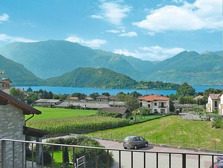Apartment Residence Il Vignolo  in Colico (LC), Lake Como - 4 persons, 1 bedroom