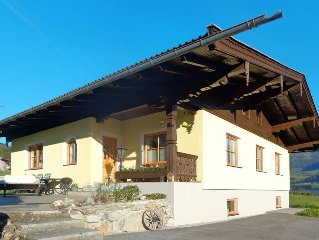 Vacation home Ferienhaus Erlachhof  in Niedernsill, Salzburg and surroundings -