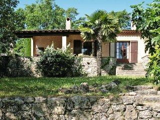 Ferienhaus in St. Paul - en - Foret, Cote d'Azur Hinterland / Var - 8 Personen,