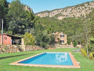 Vacation home in Esporles, Majorca / Mallorca - 8 persons, 4 bedrooms