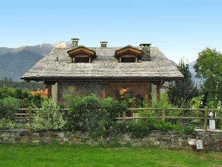 Apartment Casa Uni-Ca  in Colico (LC), Lake Como - 4 persons, 1 bedroom