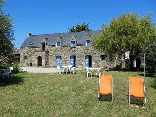 Ferienhaus in Plouhinec, Morbihan - 4 Personen, 2 Schlafzimmer