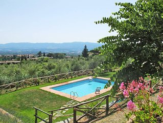 Vacation home Borgo La Cella  in Pian di Scò (AR), Florence and surroundings -