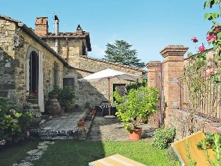 Vacation home Le Scaliere  in Panzano in Chianti (FI), Florence and surrounding