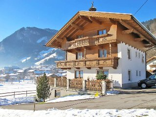 Apartment Haus Neuner  in Hippach, Zillertal - 7 persons, 3 bedrooms