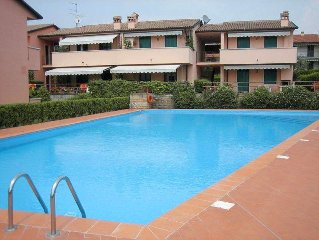 Apartment Barum Garden  in Lazise (VR), Lake Garda/ Lago di Garda - 5 persons,