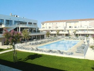 Apartments Residence Cap Med, Port Camargue  in Camargue - 4 persons, 1 bedroom
