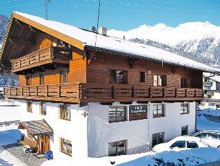 Apartment Haus Brunnenberg  in Solden, Oetz Valley / Otztal - 5 persons, 2 bedr