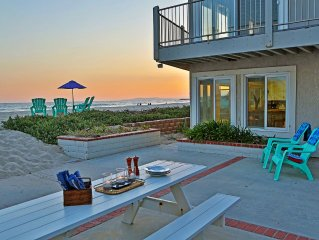 Carpinteria Dreamin' - Beachfront Condominium on Carpinteria Beach