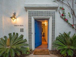 Casita Azul - A Montecito Hidden Gem Near Butterfly Beach