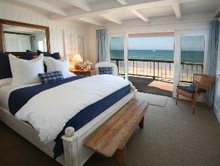 Miramar Beach Retreat - ON SPECIAL! Casual Beach Elegance in Montecito