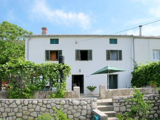 Vacation home Haus Viskic  in Rab, Kvarner Bay - 6 persons, 2 bedrooms