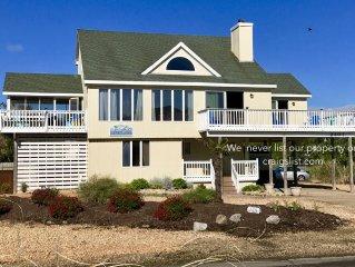 Sandbridge 'Sea~Esta' - Family Friendly Beach House with Salt Water POOL (N.End)