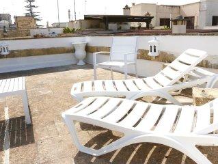 Appartamento 2 camere da letto con terrazza nel centro storico  di Lecce
