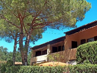 Apartment Gigaro Plage  in La Croix - Valmer, Cote d'Azur - 4 persons, 1 bedroom