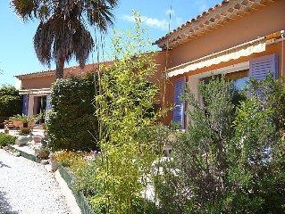 Apartment Les Iles  in Saint Cyr sur mer Les Lecques, Cote d'Azur - 4 persons,