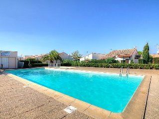 Vacation home Les Cyclades  in Saint Cyprien, Pyrenees - Orientales - 6 persons