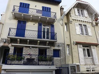 Apartment ALGER  in Biarritz, Basque Country - 4 persons, 2 bedrooms