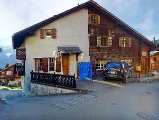 Ferienwohnung L'eloge  in Verbier, Wallis - 5 Personen, 3 Schlafzimmer