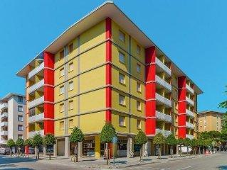 Apartments Eden, Bibione  in Venetische Adria Nord - 5 persons, 2 bedrooms