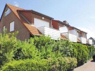 Holiday flat, Dornumersiel  in Ostfriesland - 4 persons, 1 bedroom