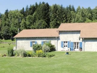 Semi-detached house, St. Quirin  in Lothringen - 4 persons, 2 bedrooms