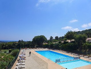 Vacation home Colline Valmer  in La Croix - Valmer, Cote d'Azur - 4 persons, 1