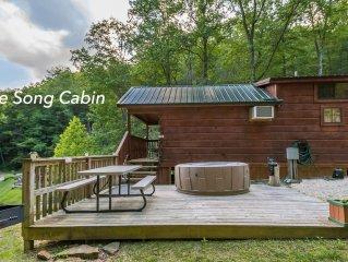 Mountain Serenity & Close To Hiking, Rafting, Fishing And Kayaking. 'Moose Song'