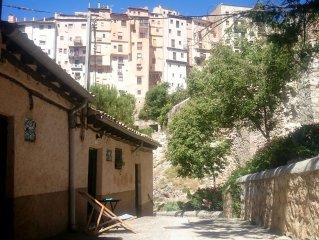 Casa en Cuenca. Casas colgadas