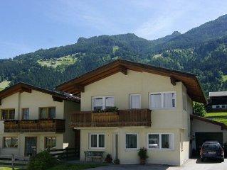 Zillertal-UrlaubAT0005  Appartement fur 4 - 8 Personen