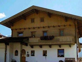 Zillertal-UrlaubAT0006 Ferienwohnung fur 4 - 9 Personen