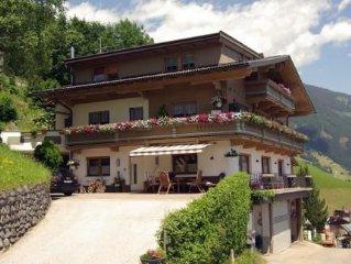 Zillertal-UrlaubAT0012 Ferienwohnung fur 4-8 Personen