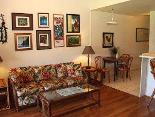 Molokai Vacation Properties- Molokai Shores Oceanview w/ loft
