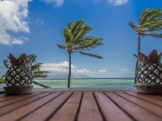 Molokai Vacation Properties- Wavecrest Oceanfront 1/bed