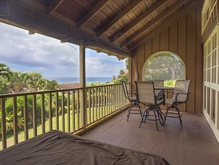 Molokai Vacation Properties- Paniolo Hale 1/bed Oceanview