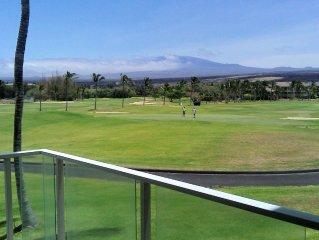 G Building 2nd Floor Large Unit. Mauna Kea View. Sun, Moon Rise. Reasonable
