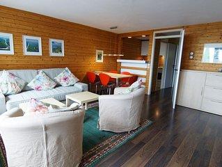 Gemutlich eingerichtete Ferienwohnung im Schwarzwald mit Hallenbad und Sauna