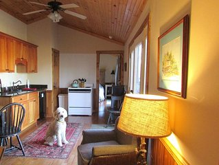 Relaxing cabin rental near Elkins, WV. Close to hiking & fishing; summer savings